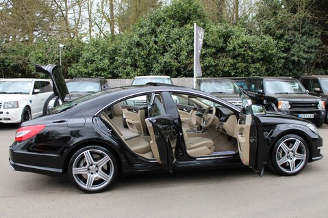 Mercedes-Benz CLS CLS63 AMG BI-TURBO - TV/DAB/HARMAN-KARDON/COOLED MASSAGE SEATS 22