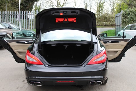 Mercedes-Benz CLS CLS63 AMG BI-TURBO - TV/DAB/HARMAN-KARDON/COOLED MASSAGE SEATS 24