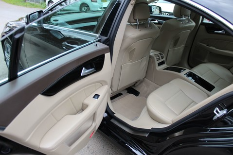 Mercedes-Benz CLS CLS63 AMG BI-TURBO - TV/DAB/HARMAN-KARDON/COOLED MASSAGE SEATS 32