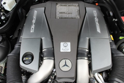Mercedes-Benz CLS CLS63 AMG BI-TURBO - TV/DAB/HARMAN-KARDON/COOLED MASSAGE SEATS 77
