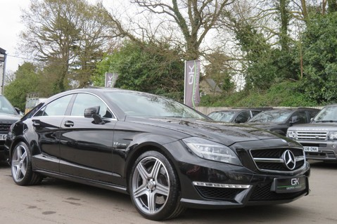 Mercedes-Benz CLS CLS63 AMG BI-TURBO - TV/DAB/HARMAN-KARDON/COOLED MASSAGE SEATS 78