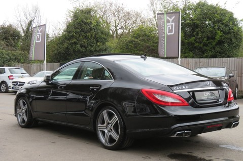 Mercedes-Benz CLS CLS63 AMG BI-TURBO - TV/DAB/HARMAN-KARDON/COOLED MASSAGE SEATS 80