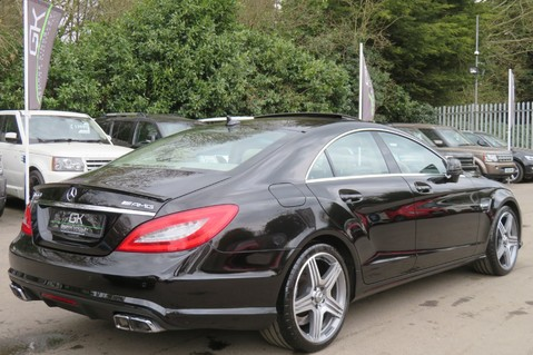 Mercedes-Benz CLS CLS63 AMG BI-TURBO - TV/DAB/HARMAN-KARDON/COOLED MASSAGE SEATS 81