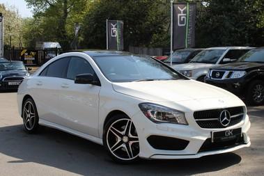 Mercedes-Benz Cla Class CLA220 DCT CDI AMG SPORT - ULEZ READY - PAN ROOF/SAT NAV/XENONS/NIGHT PACK