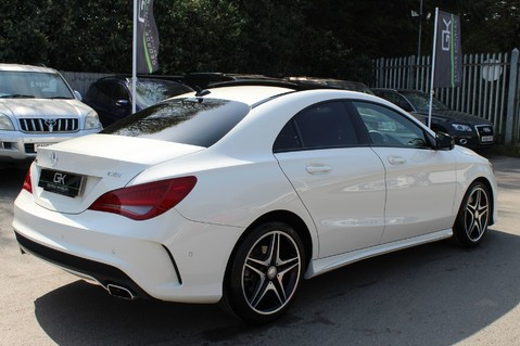 Mercedes-Benz Cla Class CLA220 DCT CDI AMG SPORT - ULEZ READY - PAN ROOF/SAT NAV/XENONS/NIGHT PACK 5