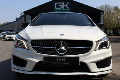 Mercedes-Benz Cla Class CLA220 DCT CDI AMG SPORT - ULEZ READY - PAN ROOF/SAT NAV/XENONS/NIGHT PACK 11