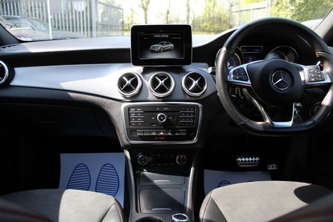 Mercedes-Benz Cla Class CLA220 DCT CDI AMG SPORT - ULEZ READY - PAN ROOF/SAT NAV/XENONS/NIGHT PACK 23