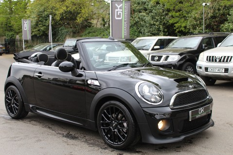 Mini Convertible COOPER SD -JCW AERO KIT- £7470 WORTH OF EXTRAS - SATNAV/DAB/XENON/KEYLESS 25
