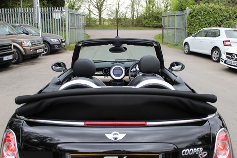 Mini Convertible COOPER SD -JCW AERO KIT- £7470 WORTH OF EXTRAS - SATNAV/DAB/XENON/KEYLESS 28