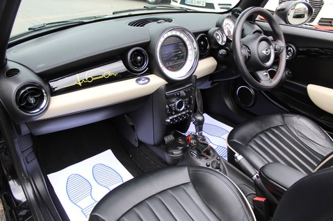 Mini Convertible COOPER SD -JCW AERO KIT- £7470 WORTH OF EXTRAS - SATNAV/DAB/XENON/KEYLESS 34