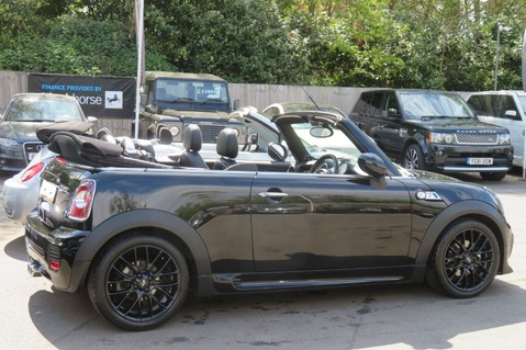 Mini Convertible COOPER SD -JCW AERO KIT- £7470 WORTH OF EXTRAS - SATNAV/DAB/XENON/KEYLESS 78