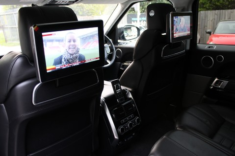 Land Rover Range Rover Sport SDV8 AUTOBIOGRAPHY DYNAMIC-REAR ENTERTAINMENT/ EURO 6 /DIGITAL TV/CAMERAS 30