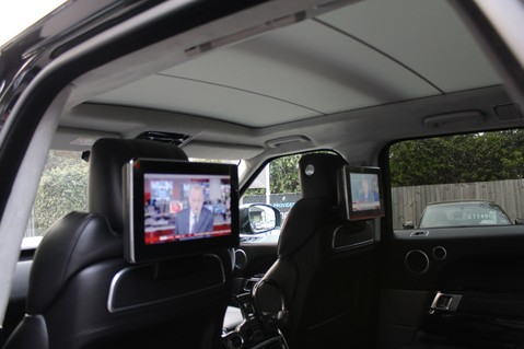 Land Rover Range Rover Sport SDV8 AUTOBIOGRAPHY DYNAMIC-REAR ENTERTAINMENT/ EURO 6 /DIGITAL TV/CAMERAS 36