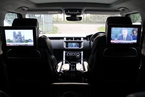 Land Rover Range Rover Sport SDV8 AUTOBIOGRAPHY DYNAMIC-REAR ENTERTAINMENT/ EURO 6 /DIGITAL TV/CAMERAS 38