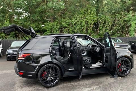 Land Rover Range Rover Sport 4.4SDV8 AUTOBIOGRAPHY DYNAMIC-REAR ENTERTAINMENT/DIGITAL TV/360 CAMS -VAT Q 17