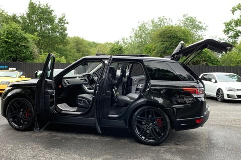 Land Rover Range Rover Sport 4.4SDV8 AUTOBIOGRAPHY DYNAMIC-REAR ENTERTAINMENT/DIGITAL TV/360 CAMS -VAT Q 18