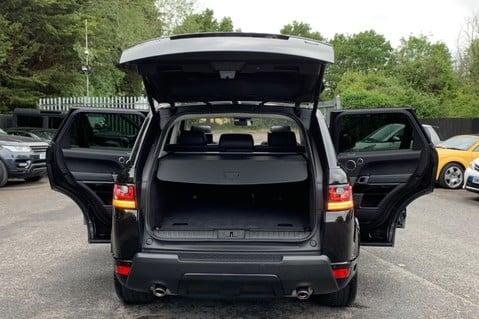 Land Rover Range Rover Sport 4.4SDV8 AUTOBIOGRAPHY DYNAMIC-REAR ENTERTAINMENT/DIGITAL TV/360 CAMS -VAT Q 19