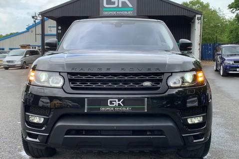 Land Rover Range Rover Sport 4.4SDV8 AUTOBIOGRAPHY DYNAMIC-REAR ENTERTAINMENT/DIGITAL TV/360 CAMS -VAT Q 21