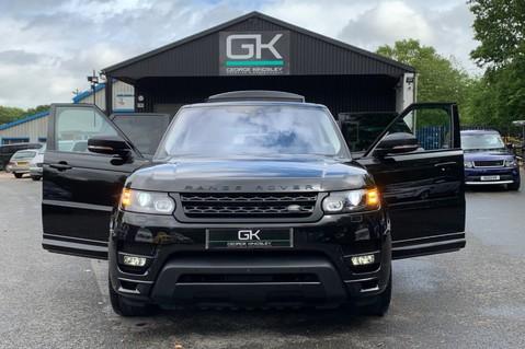 Land Rover Range Rover Sport 4.4SDV8 AUTOBIOGRAPHY DYNAMIC-REAR ENTERTAINMENT/DIGITAL TV/360 CAMS -VAT Q 23