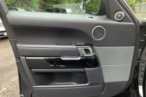 Land Rover Range Rover Sport 4.4SDV8 AUTOBIOGRAPHY DYNAMIC-REAR ENTERTAINMENT/DIGITAL TV/360 CAMS -VAT Q 28