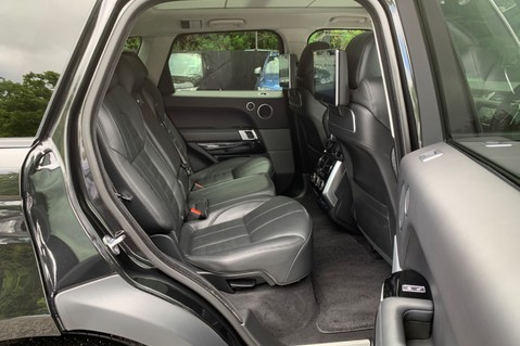 Land Rover Range Rover Sport 4.4SDV8 AUTOBIOGRAPHY DYNAMIC-REAR ENTERTAINMENT/DIGITAL TV/360 CAMS -VAT Q 39