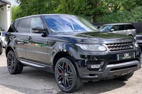 Land Rover Range Rover Sport 4.4SDV8 AUTOBIOGRAPHY DYNAMIC-REAR ENTERTAINMENT/DIGITAL TV/360 CAMS -VAT Q 83
