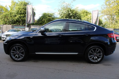BMW X6 M50D -TOP VIEW CAMERA/PRO NAV/SUNROOF/HEATED SEATS/FULL BMW SERVICE HISTORY 8