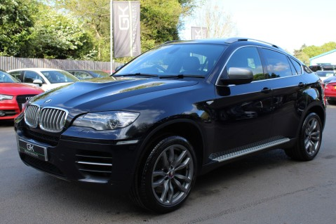 BMW X6 M50D -TOP VIEW CAMERA/PRO NAV/SUNROOF/HEATED SEATS/FULL BMW SERVICE HISTORY 9