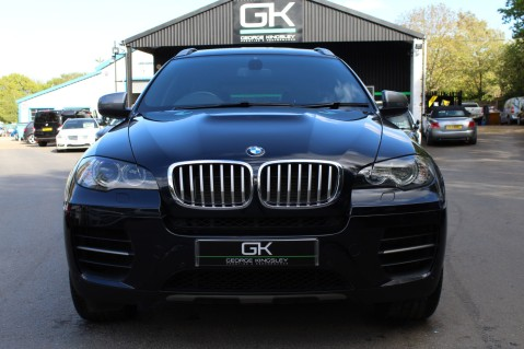 BMW X6 M50D -TOP VIEW CAMERA/PRO NAV/SUNROOF/HEATED SEATS/FULL BMW SERVICE HISTORY 10