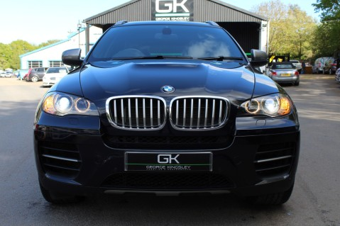 BMW X6 M50D -TOP VIEW CAMERA/PRO NAV/SUNROOF/HEATED SEATS/FULL BMW SERVICE HISTORY 11