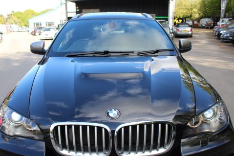 BMW X6 M50D -TOP VIEW CAMERA/PRO NAV/SUNROOF/HEATED SEATS/FULL BMW SERVICE HISTORY 12