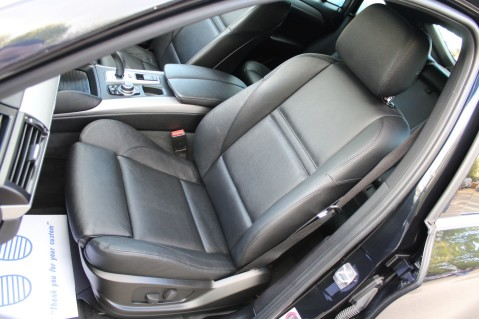 BMW X6 M50D -TOP VIEW CAMERA/PRO NAV/SUNROOF/HEATED SEATS/FULL BMW SERVICE HISTORY 21
