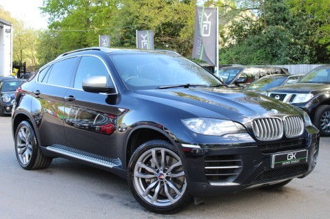 BMW X6 M50D -TOP VIEW CAMERA/PRO NAV/SUNROOF/HEATED SEATS/FULL BMW SERVICE HISTORY 1