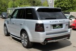 Land Rover Range Rover Sport Service History