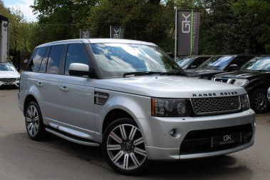 Land Rover Range Rover Sport SDV6 AUTOBIOGRAPHY SPORT - DUALVIEW DIGITAL TV/SIDE STEPS/TOWBAR - RARE CAR