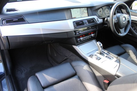 BMW 5 Series 530D M SPORT TOURING - PRO NAV / TOP VIEW CAMERAS / UPGRADED STEREO -FBMWSH 15