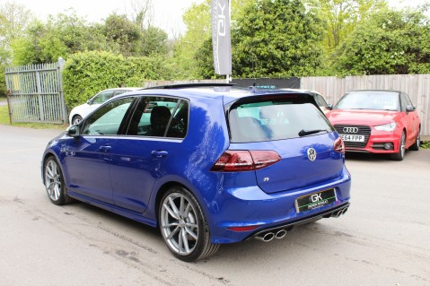 Volkswagen Golf R DSG - DISCOVER NAV PRO/PAN ROOF/LEATHER/PRETORIAS/DCC/CAMERA/LAPIS BLUE 3