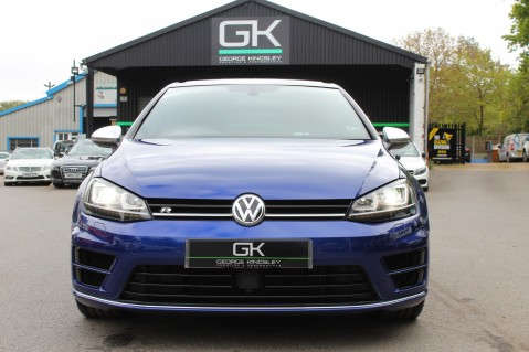 Volkswagen Golf R DSG - DISCOVER NAV PRO/PAN ROOF/LEATHER/PRETORIAS/DCC/CAMERA/LAPIS BLUE 9
