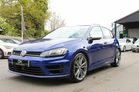 Volkswagen Golf R DSG - DISCOVER NAV PRO/PAN ROOF/LEATHER/PRETORIAS/DCC/CAMERA/LAPIS BLUE 10