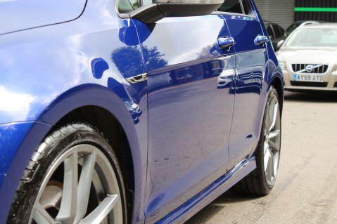 Volkswagen Golf R DSG - DISCOVER NAV PRO/PAN ROOF/LEATHER/PRETORIAS/DCC/CAMERA/LAPIS BLUE 49