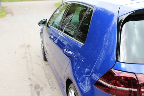 Volkswagen Golf R DSG - DISCOVER NAV PRO/PAN ROOF/LEATHER/PRETORIAS/DCC/CAMERA/LAPIS BLUE 58