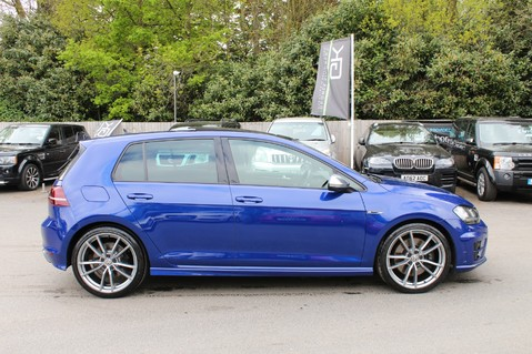 Volkswagen Golf R DSG - DISCOVER NAV PRO/PAN ROOF/LEATHER/PRETORIAS/DCC/CAMERA/LAPIS BLUE 4