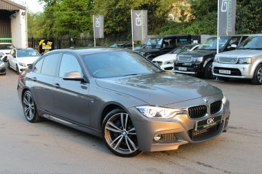 BMW 3 Series 320D M SPORT-BIG SPEC-VERY RARE COLOUR -CHAMPAGNE QUARTZ- PLUS PACK- EURO 6