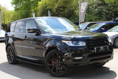 Land Rover Range Rover Sport SDV6 HSE DYNAMIC - TV/SLIDING PAN ROOF/22 INCH ALLOYS/HOT+COLD REAR SEATS