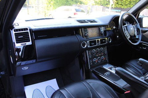 Land Rover Range Rover 4.4 TDV8 WESTMINSTER OVERFINCH -MASSIVE SPECIFICATION-READ THE DESCRIPTION 28