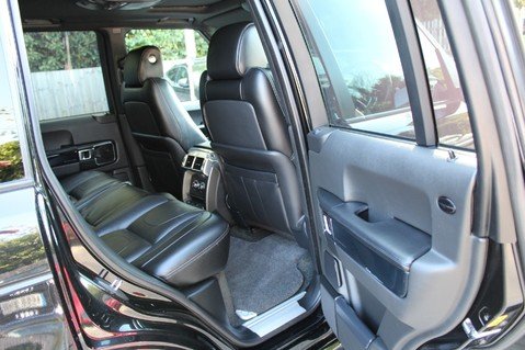 Land Rover Range Rover 4.4 TDV8 WESTMINSTER OVERFINCH -MASSIVE SPECIFICATION-READ THE DESCRIPTION 43