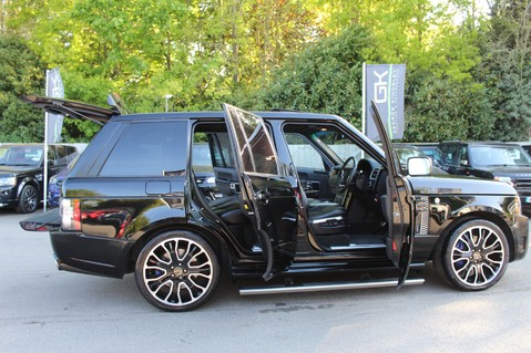 Land Rover Range Rover 4.4 TDV8 WESTMINSTER OVERFINCH -MASSIVE SPECIFICATION-READ THE DESCRIPTION 85