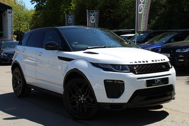 Land Rover Range Rover Evoque TD4 HSE DYNAMIC - ONE OWNER - 4K EXTRAS -PAN ROOF/LANE ASSIST/14 WAY SEATS