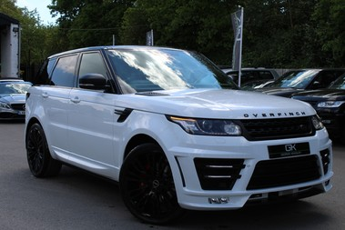 Land Rover Range Rover Sport 4.4 SDV8 AUTOBIOGRAPHY DYNAMIC OVERFINCH - ELECTRIC STEPS/STEALTH PK/TOWBAR