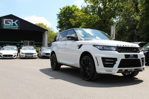 Land Rover Range Rover Sport 4.4 SDV8 AUTOBIOGRAPHY DYNAMIC OVERFINCH BODYKIT-ELECTRIC STEPS/TOWBAR 47